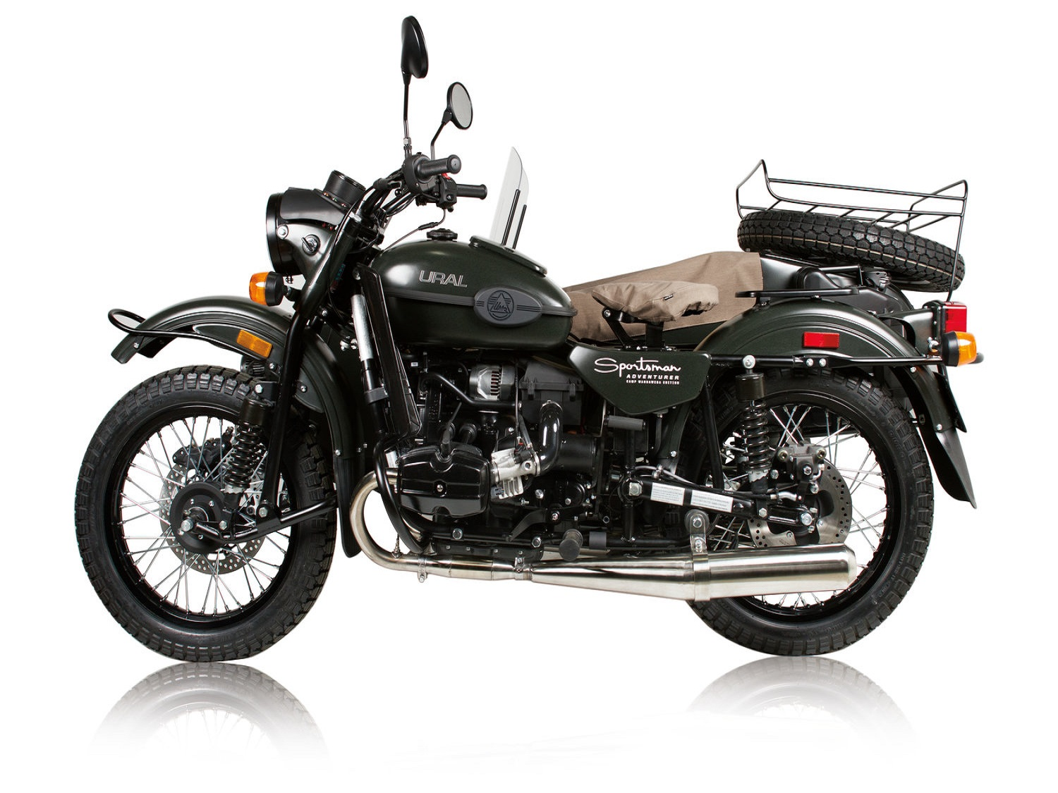 2017 Ural Gear Up Sportsman (2WD)