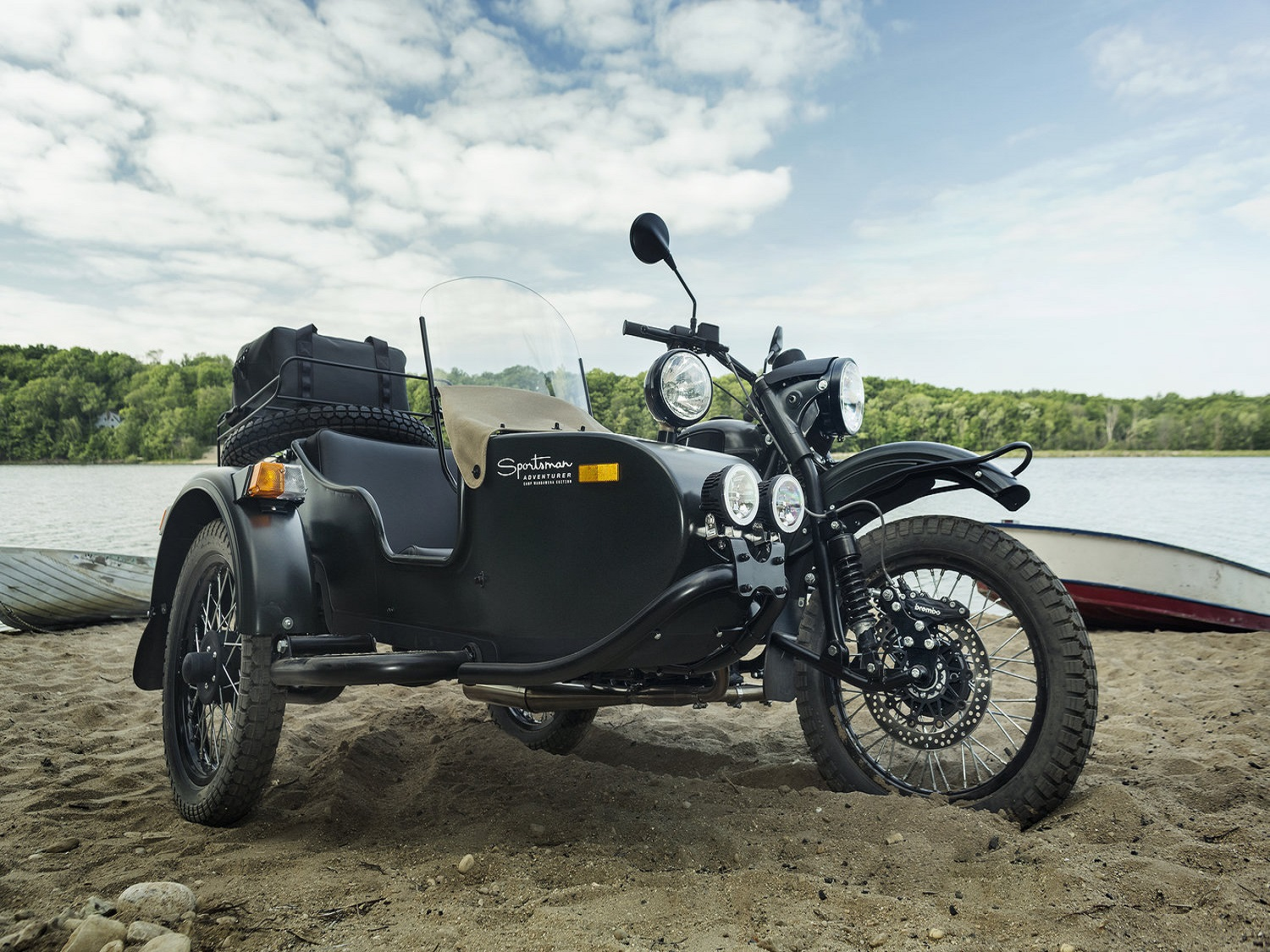Rosso Corsa Gallery 187 Ural Motorcycles 187 2017 Ural Gear Up