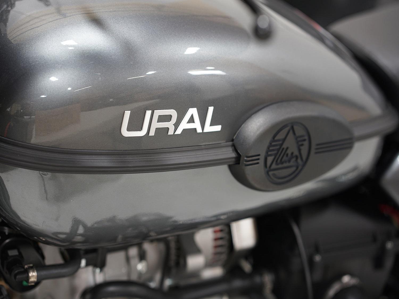 2017 Ural Patrol (2WD)