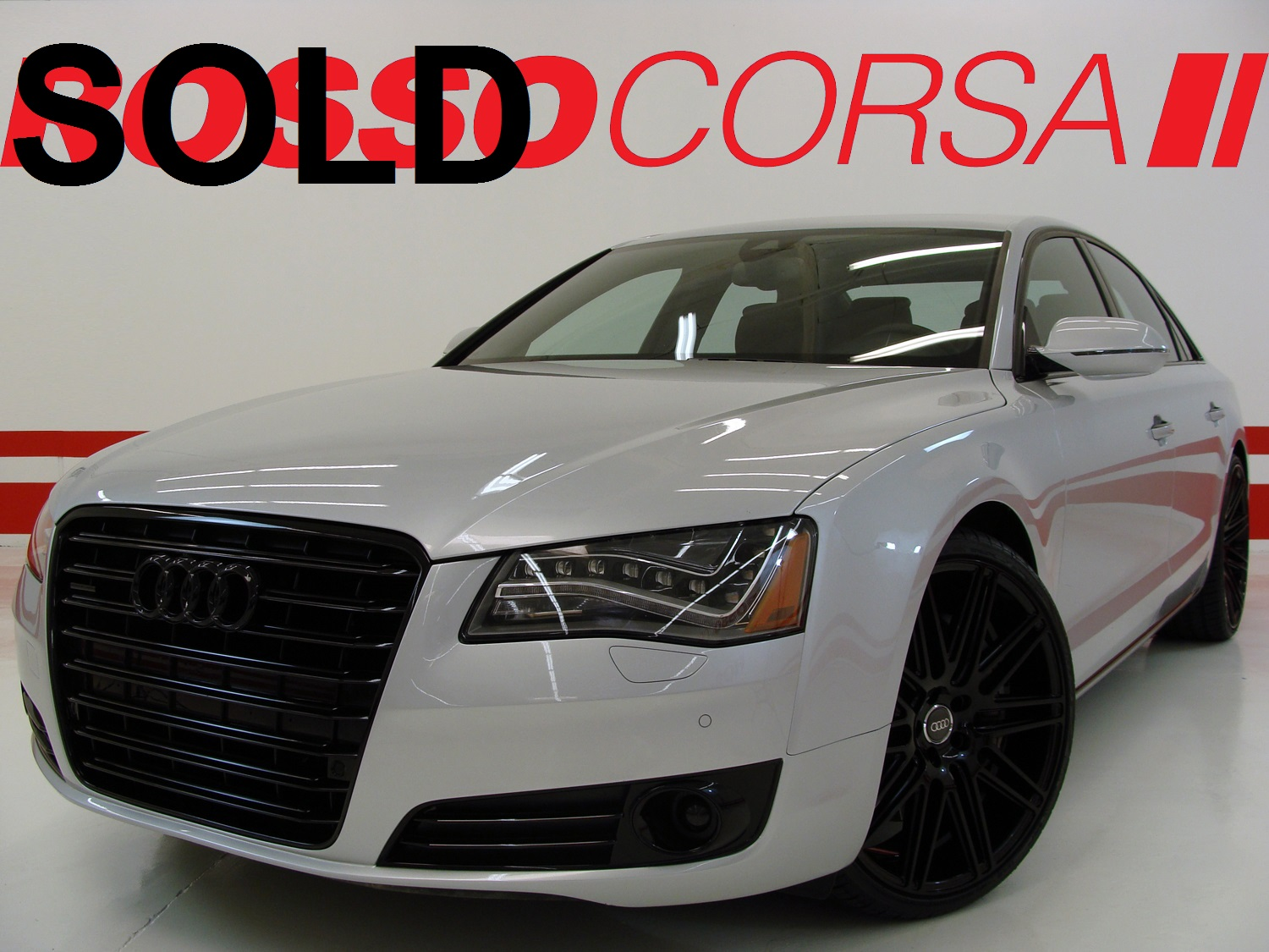 2012 AUDI A8 4.2 QUATTRO CUSTOM ONE OF A KIND