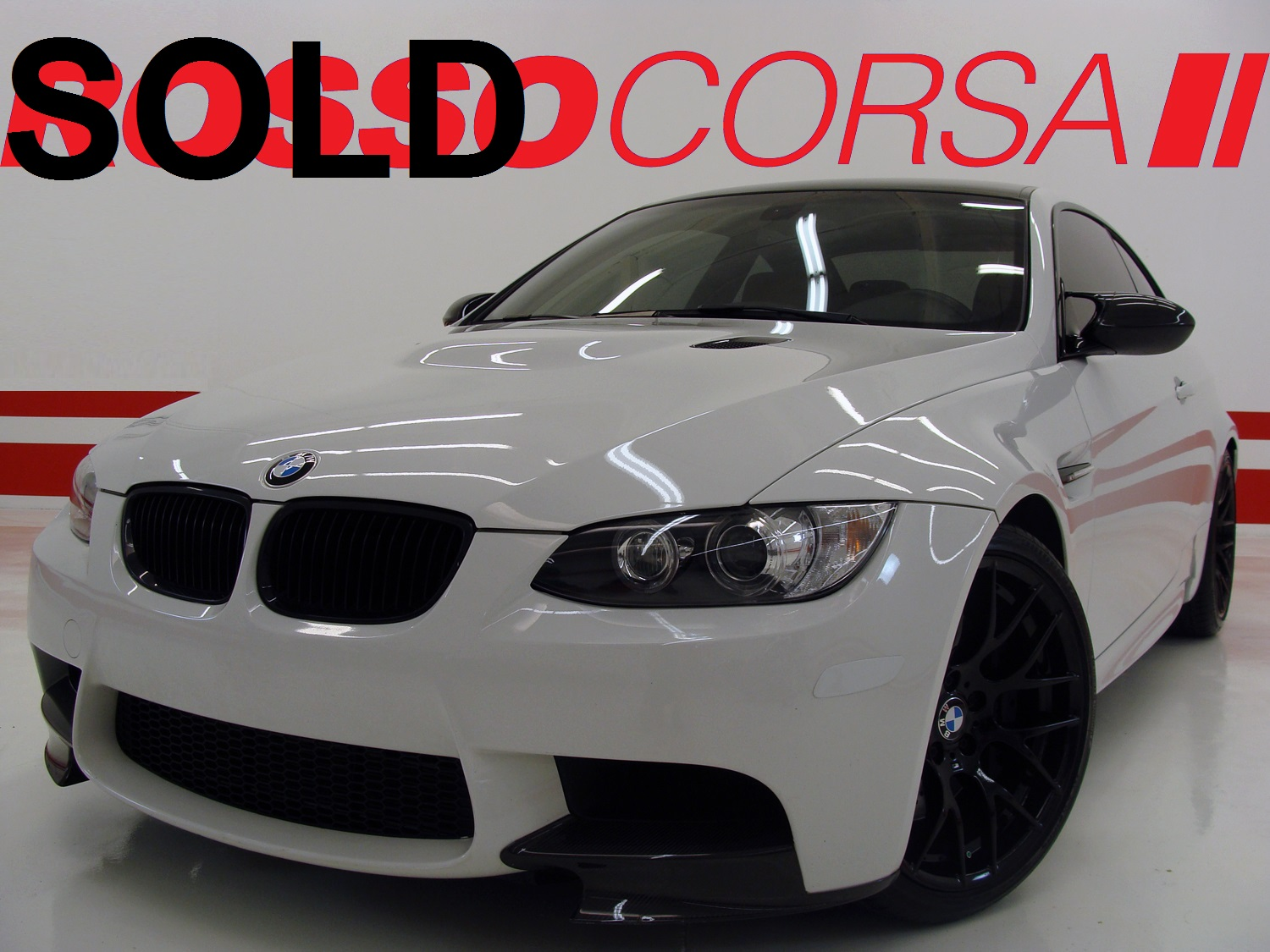 2013 BMW M3 Coupe / Competition Package