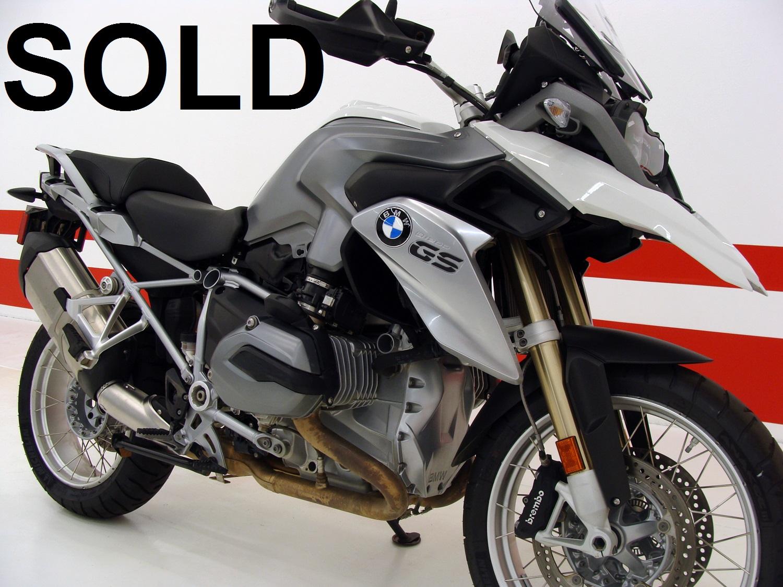 BMW R1200GS (2015 Model)
