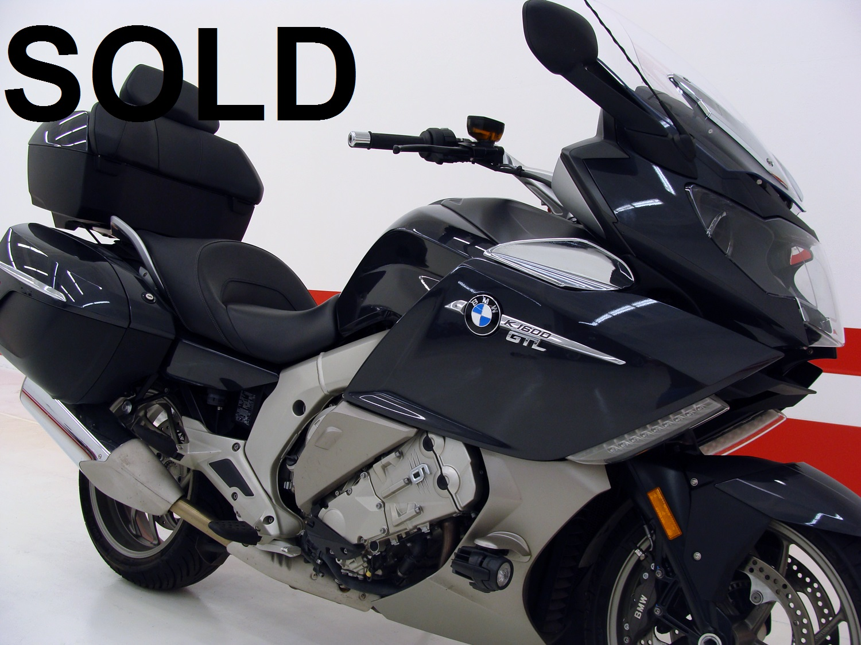BMW K1600GTL PREMIUM