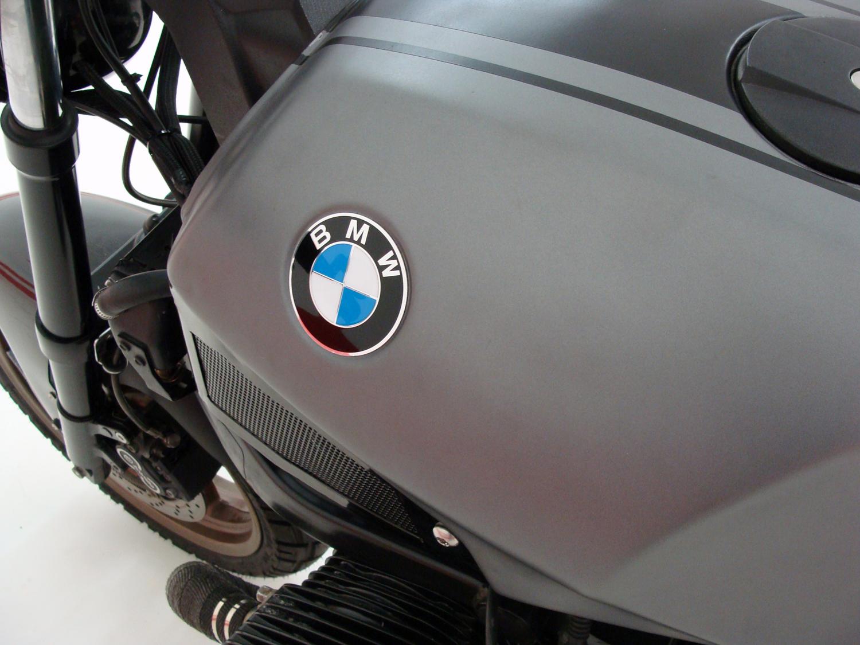 BMW R1100S Custom Cafe Build