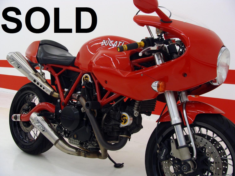 Ducati Sport Classic 1000S - CUSTOM