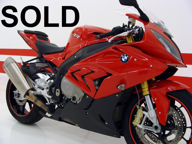 BMW S1000RR (2015 MODEL)