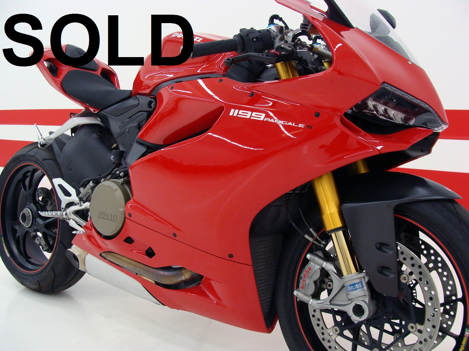 Ducati 1199 Panigale S (ABS)