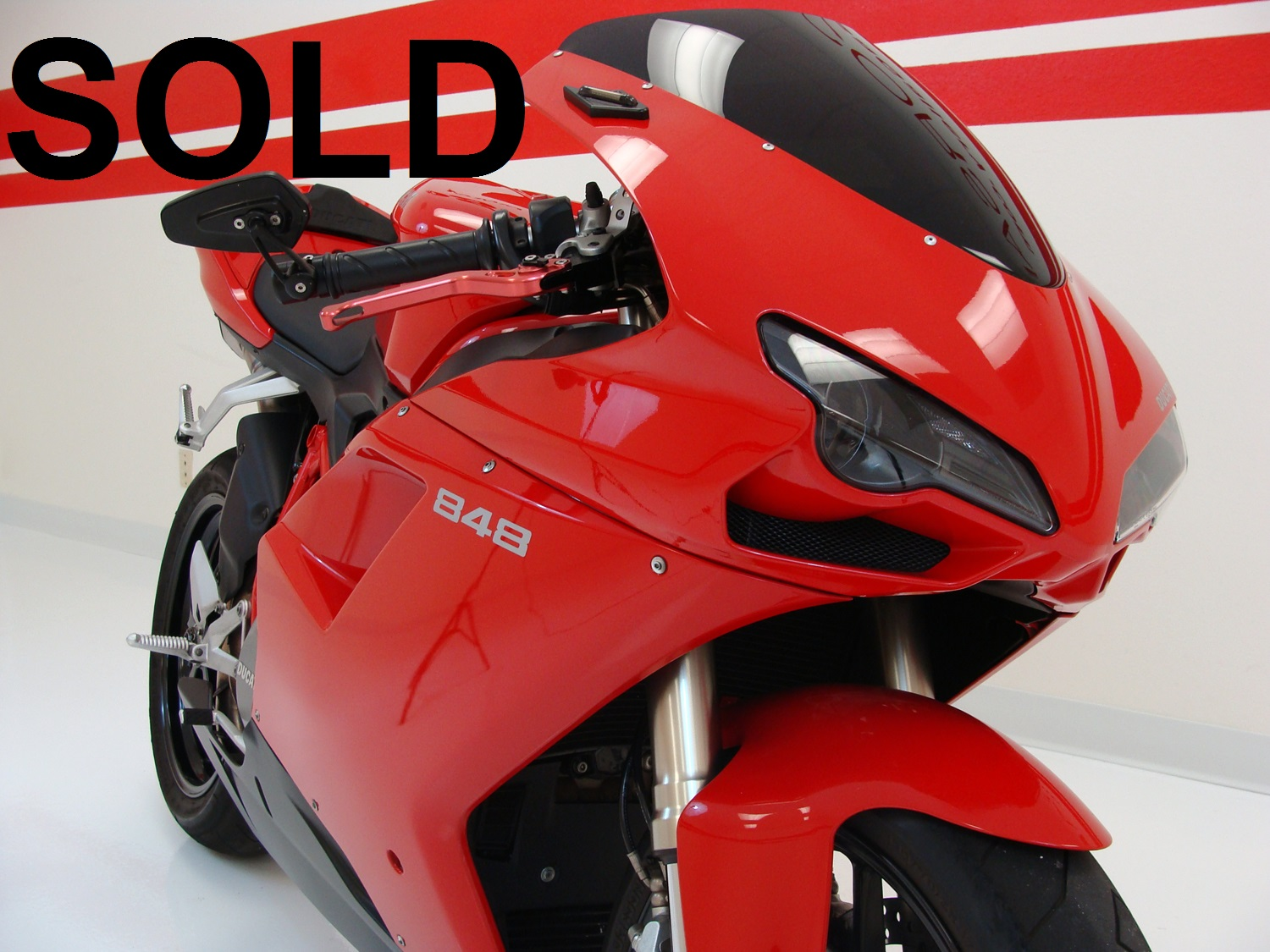 Ducati 848 (Race Upgrades)
