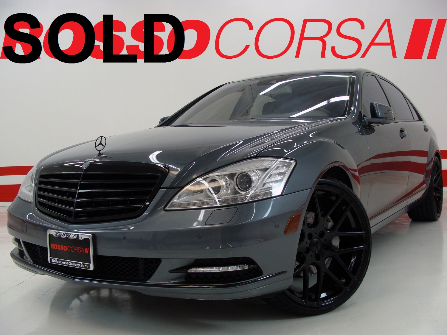 2010 Mercedes-Benz S550 (CUSTOM)