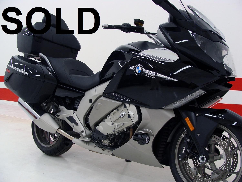 BMW K1600GTL PREMIUM (2015 Model)