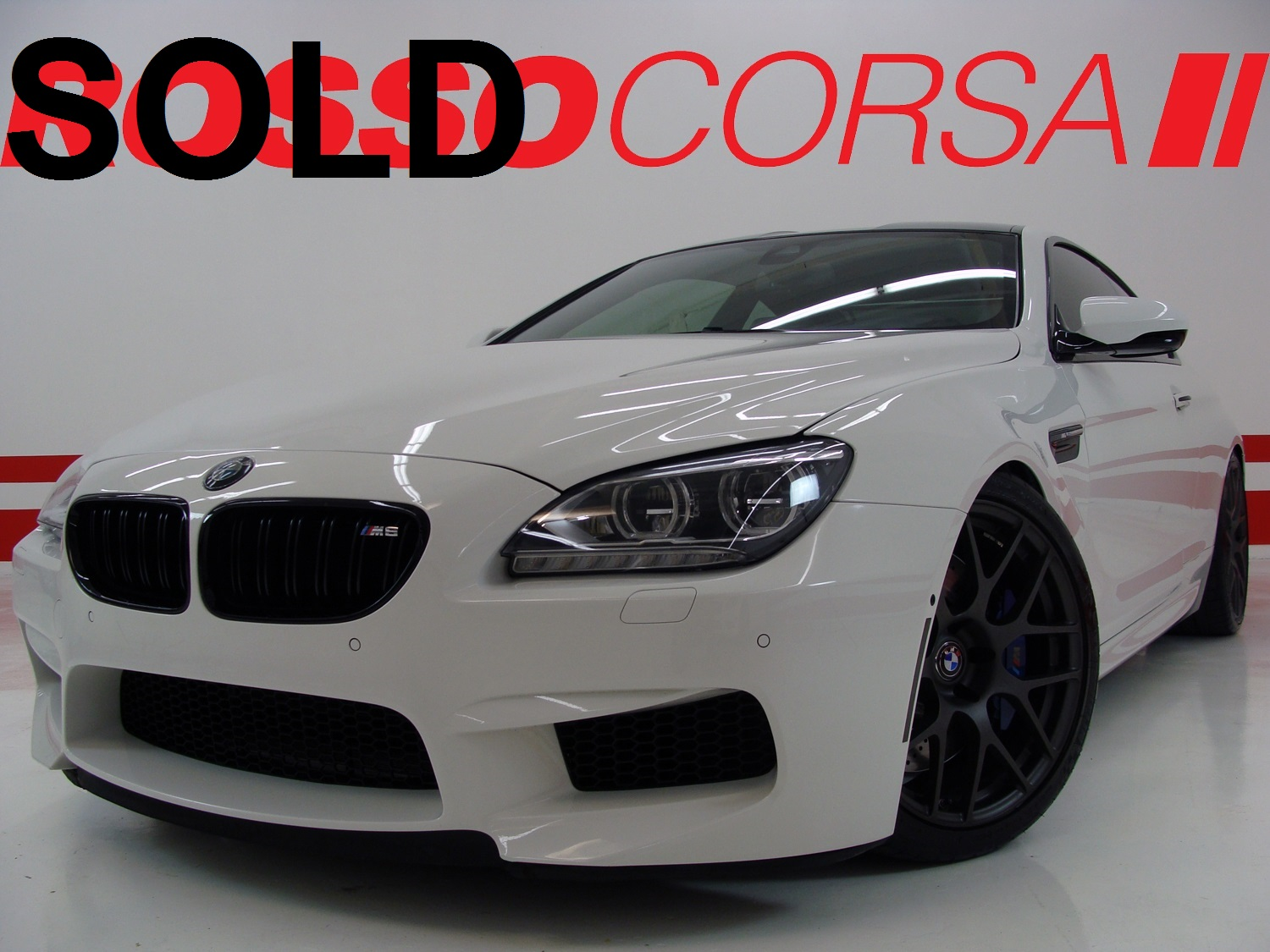 2013 BMW M6 Coupe CUSTOM ($162K MSRP)
