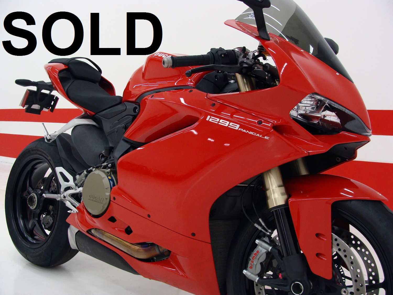 Ducati 1299 Panigale (ABS)