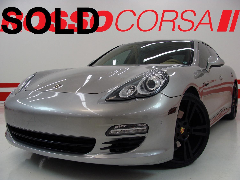 2012 Porsche Panamera S Hybrid - CUSTOM ($98K MSRP)