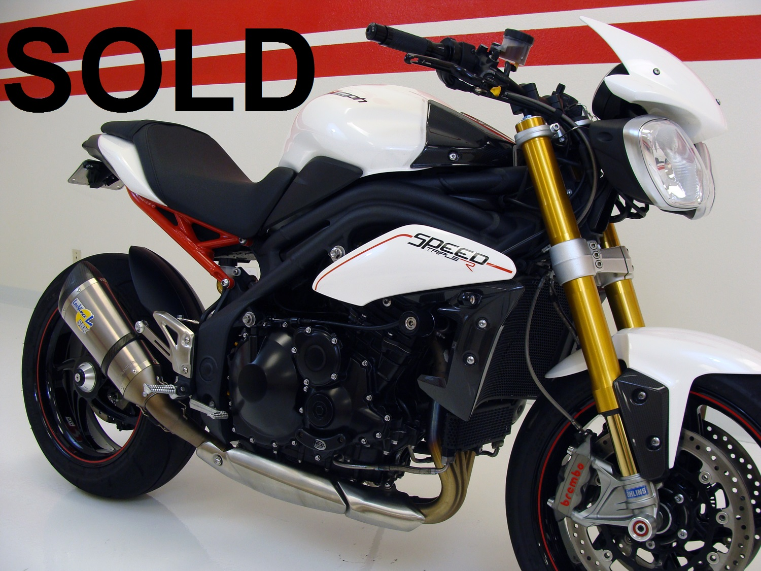Triumph Speed Triple R (ABS)