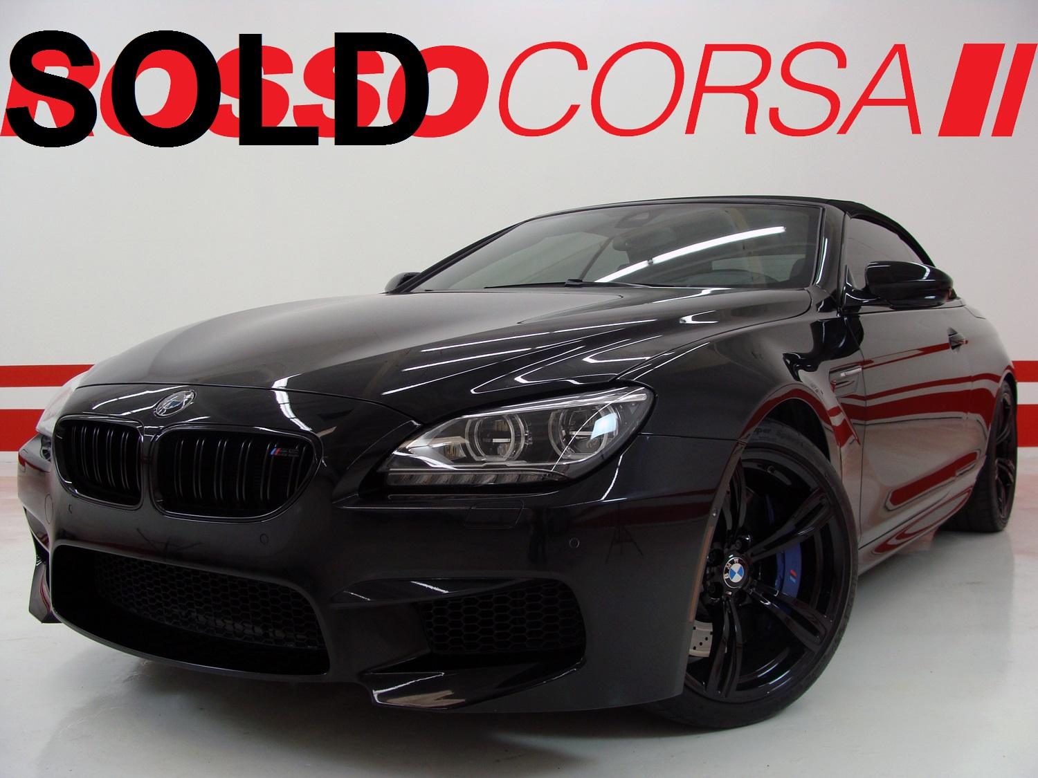 2013 BMW M6 Convertible CUSTOM ($132K MSRP)