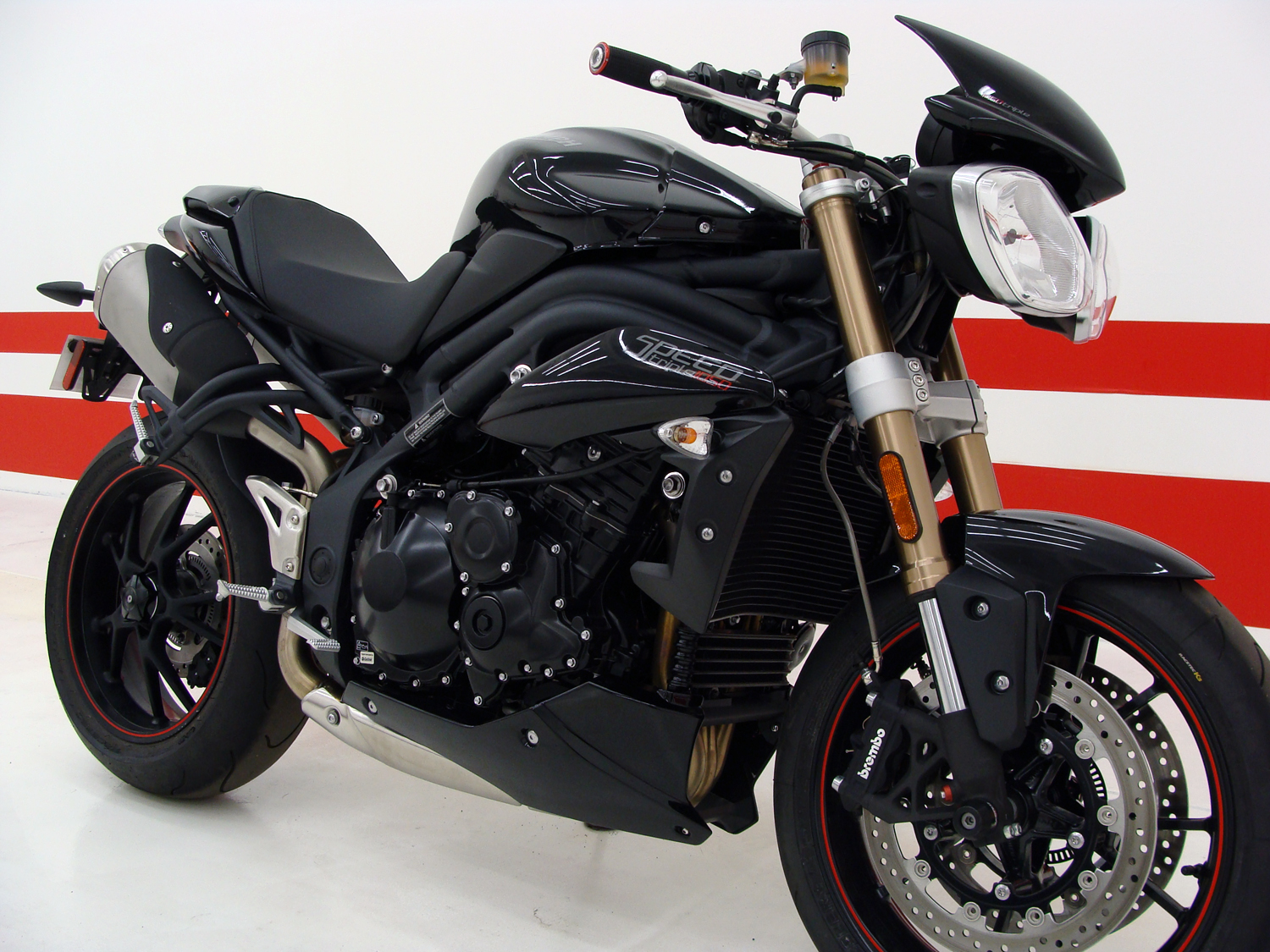 Triumph Speed Triple 1050 (ABS)