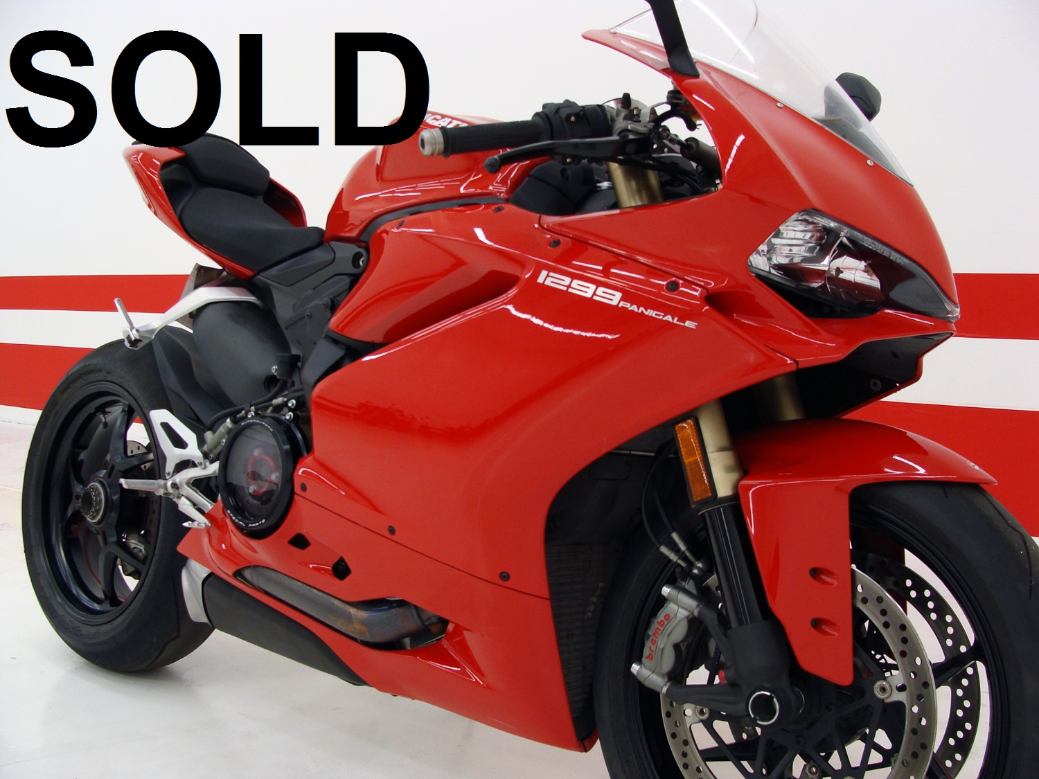 Ducati 1299 Panigale (ABS) (2016 Model)