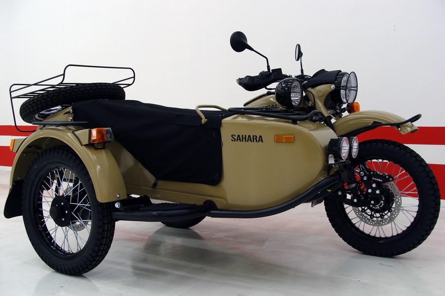 2017 Ural Gear Up Sahara Edition (2WD)