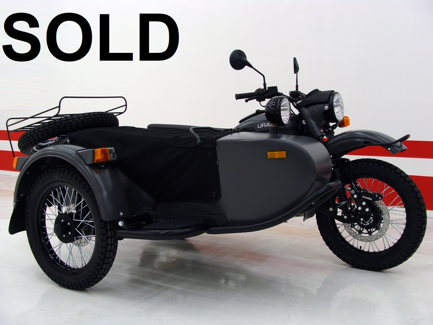2017 Ural Gear Up (2WD)