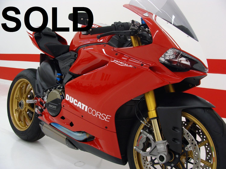 Ducati Panigale R (2016)