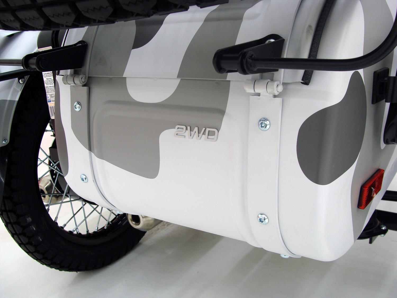 2017 Ural Gear Up (2WD) - CUSTOM LIMITED EDITION