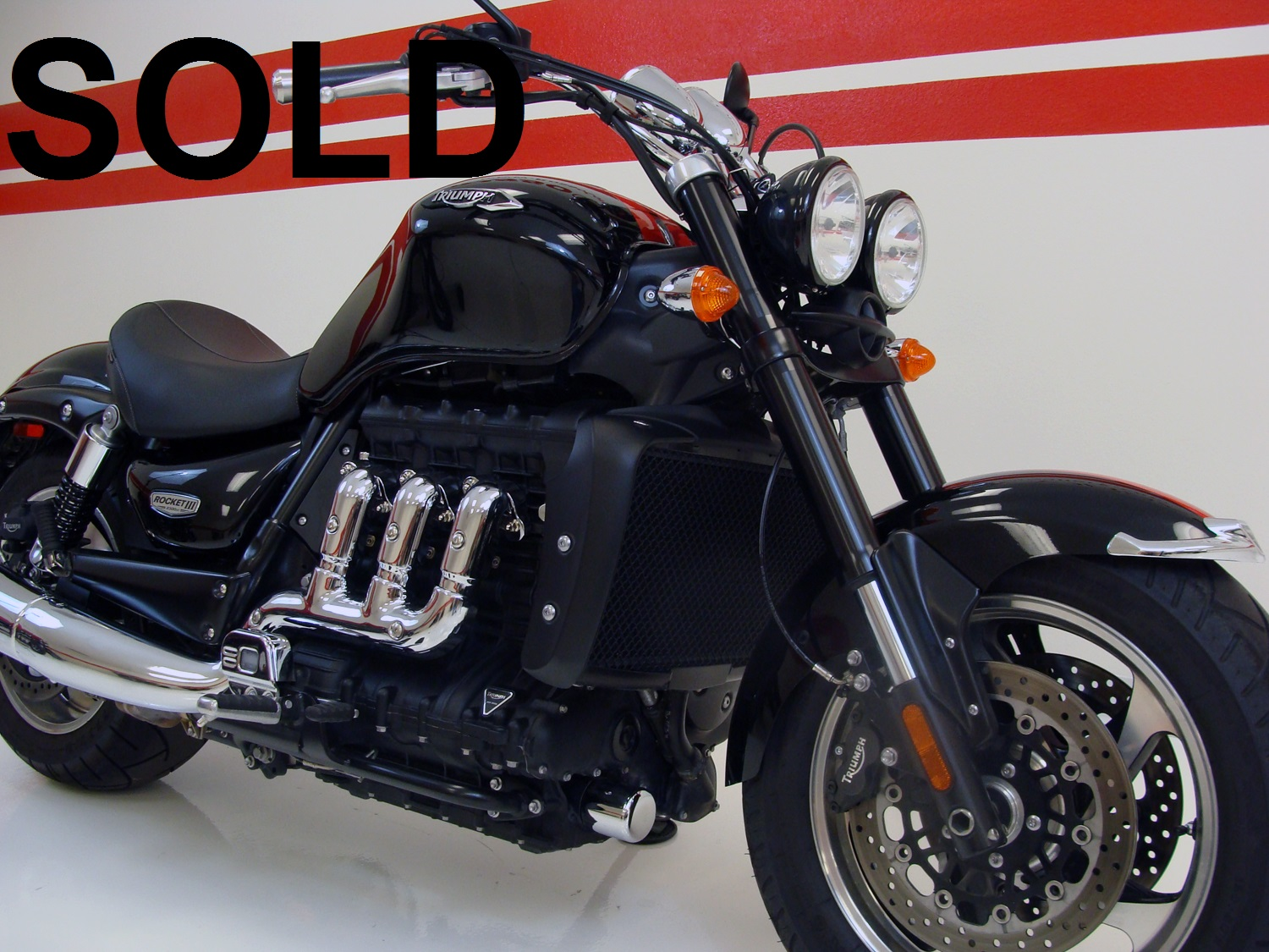 Triumph Rocket III Roadster (ABS)