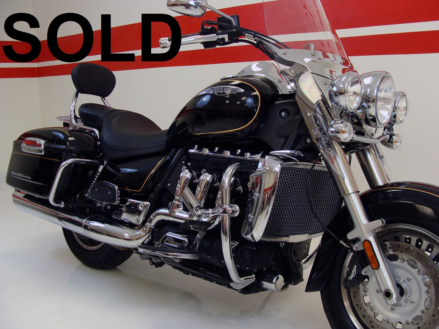 Triumph Rocket III Touring (ABS)
