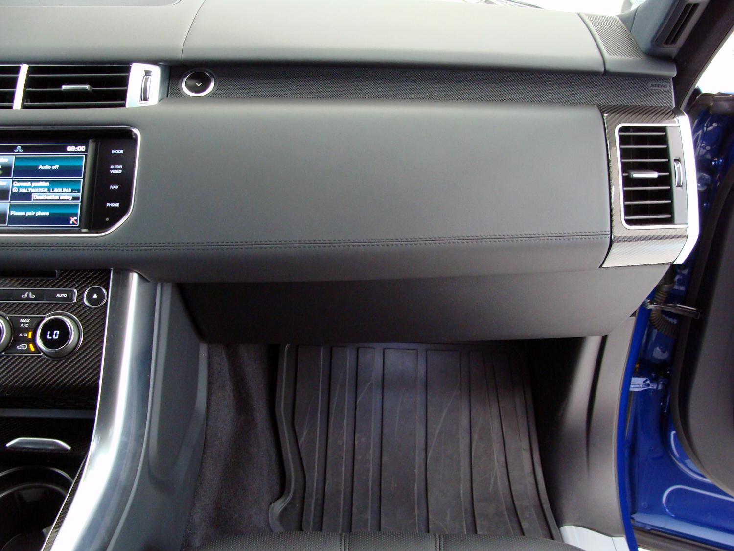 2015 Land Rover Range Rover Sport SVR - CUSTOM ($136K MSRP)