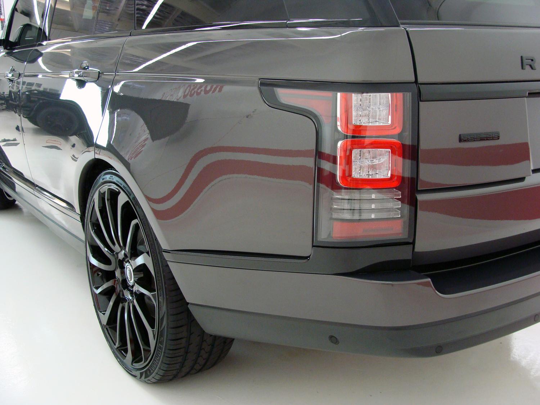 2016 Land Rover Range Rover HSE Td6 (CUSTOM)