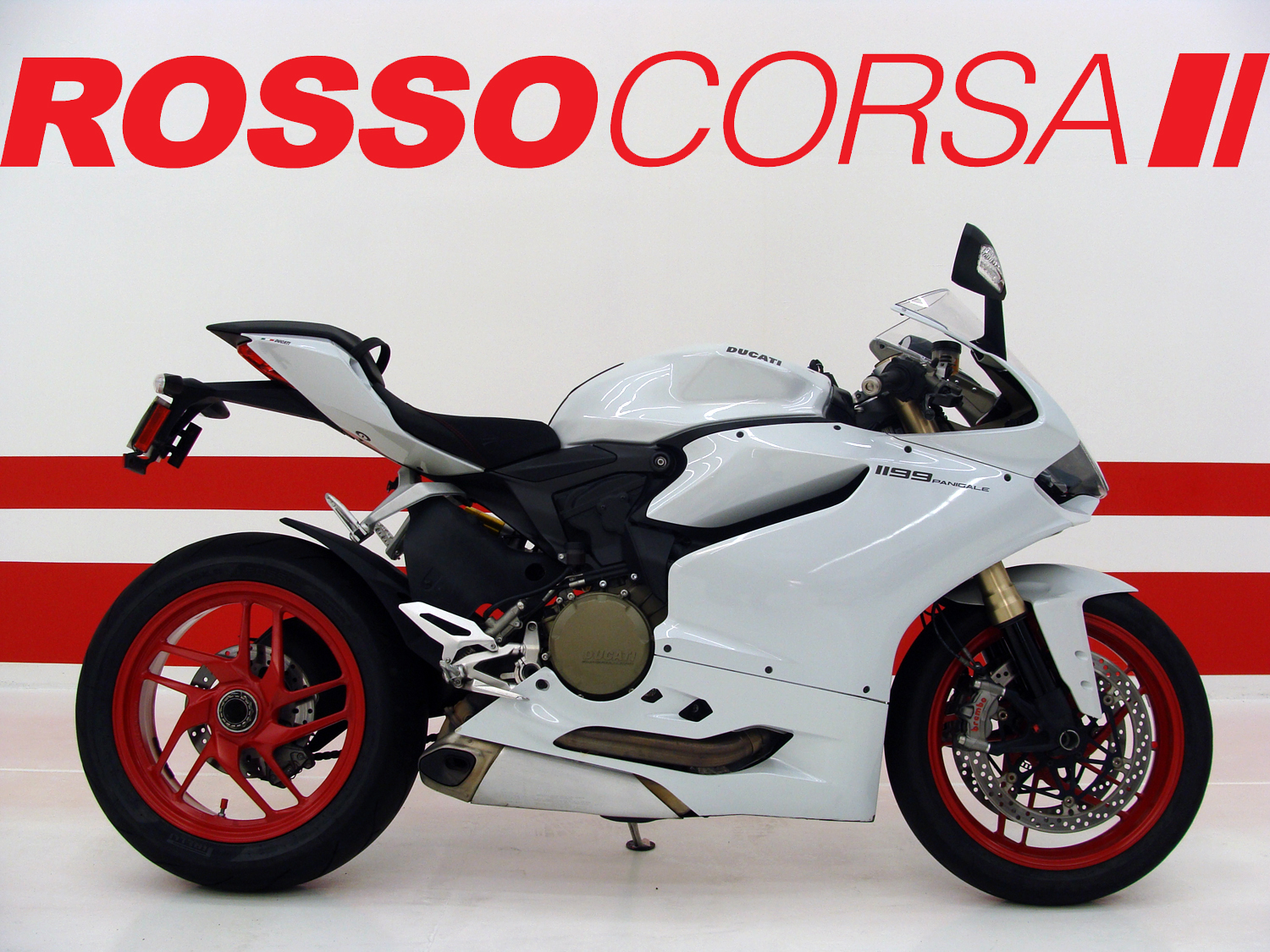 Ducati 1199 Panigale (ABS)