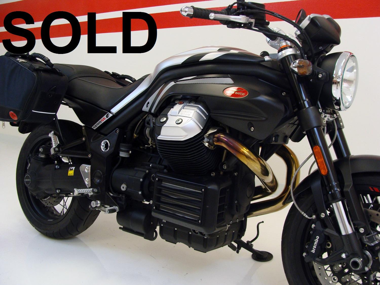 Moto Guzzi Griso 1200 8V SE