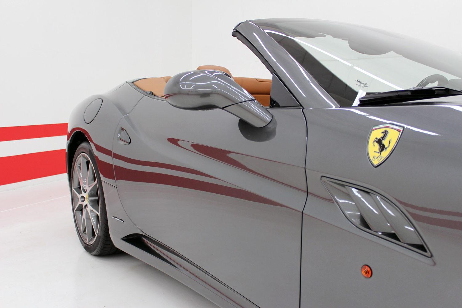 2010 Ferrari California - ($210K MSRP)