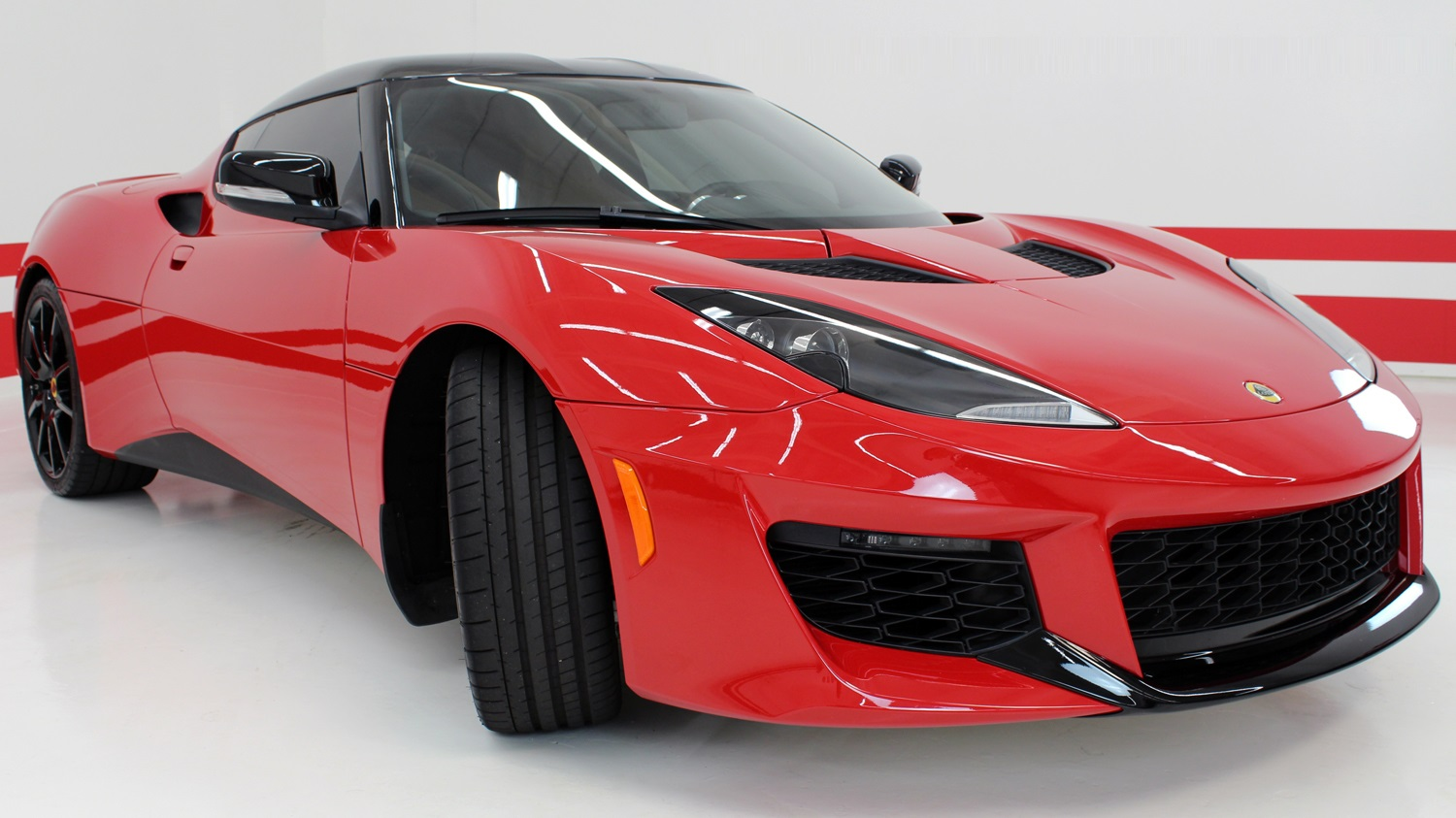 2017 Lotus Evora 400 ($110K MSRP)