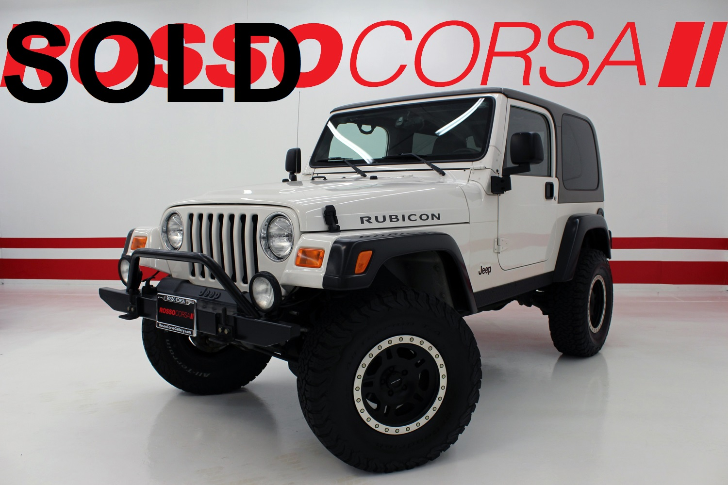 2003 Jeep Wrangler Rubicon (CUSTOM)