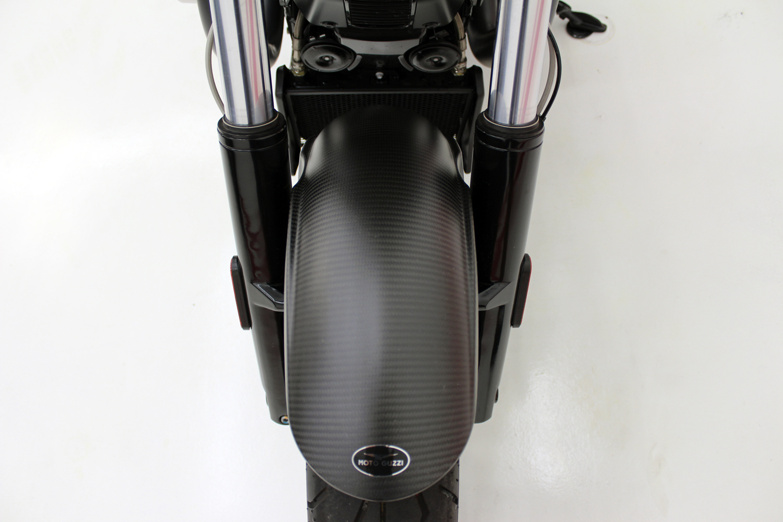 Moto Guzzi Audace (2016)