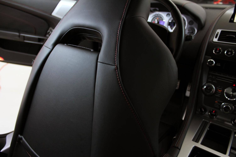 2014 Aston Martin DB9 ($215K MSRP)