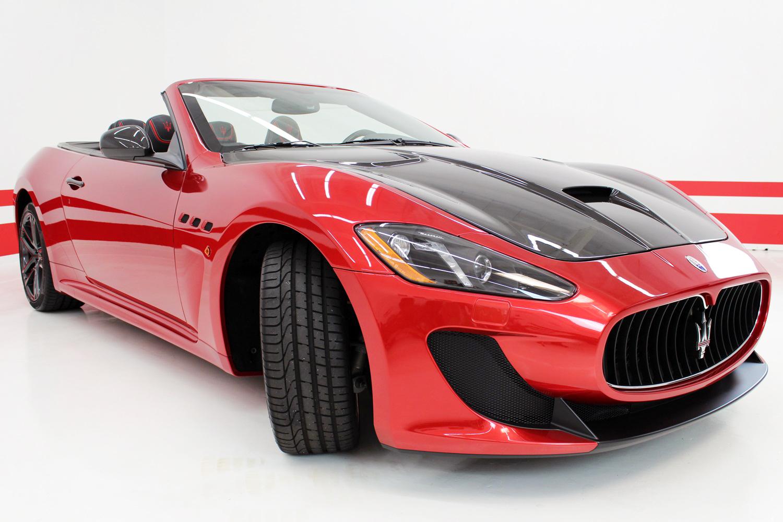 Rosso Corsa Gallery 2016 Maserati GranTurismo MC