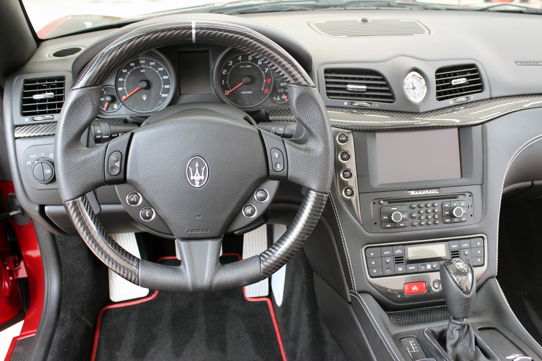 2016 Maserati GranTurismo MC Centennial Convertible ($195K MSRP)