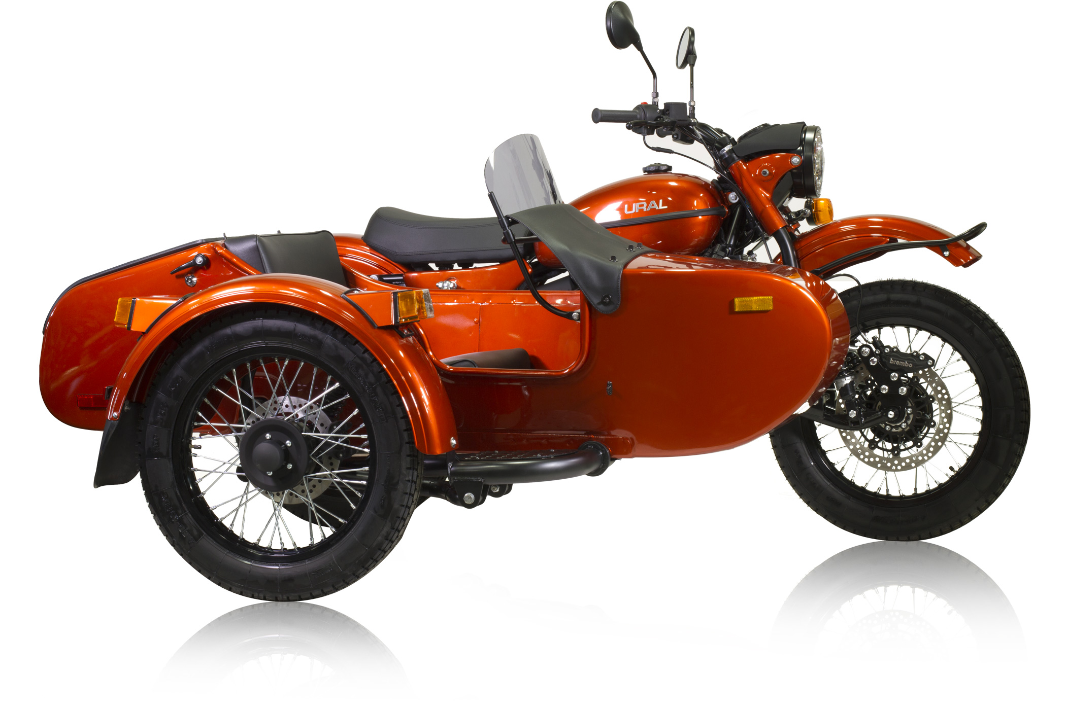 Rosso Corsa Gallery 187 Ural Motorcycles 187 Model Overview