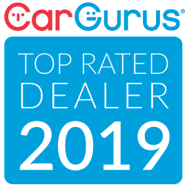 CarGurus Top Rated Dealer 2019