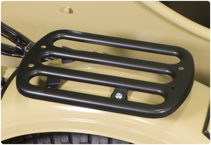 Sidecar Fender Rack