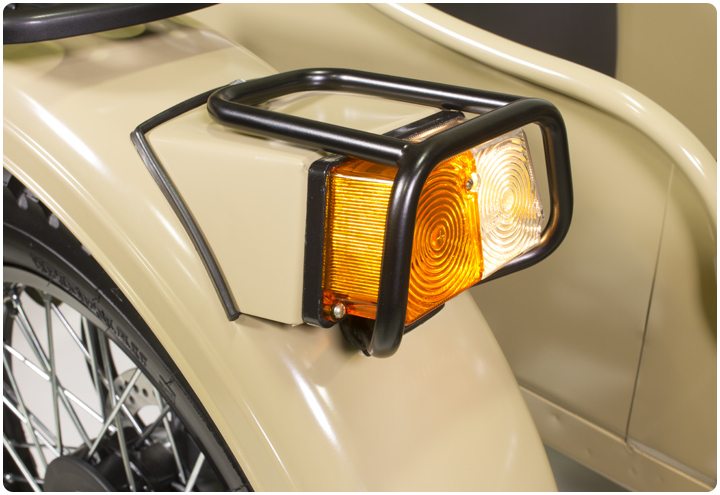 Front Sidecar Indicator Guard