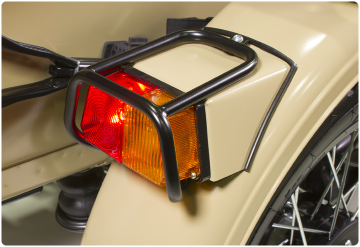Rear Sidecar Indicator Guard